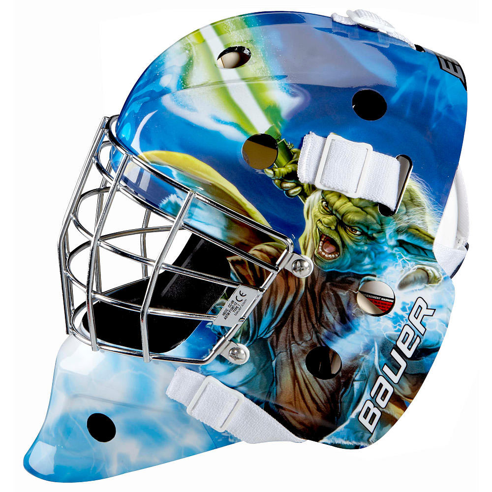 BAUER NME Star Wars Edition Street Goal Mask- Yth