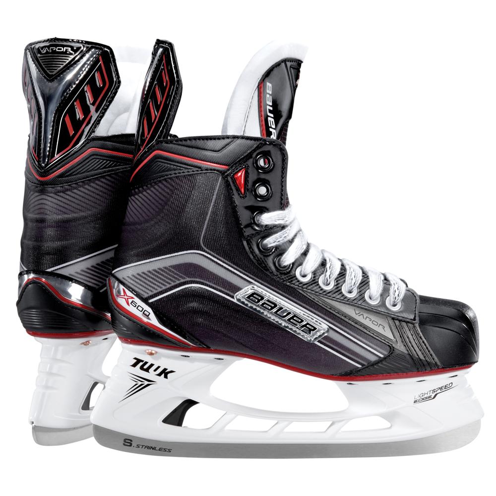 BAUER Vapor X600 Hockey Skate- Jr '15