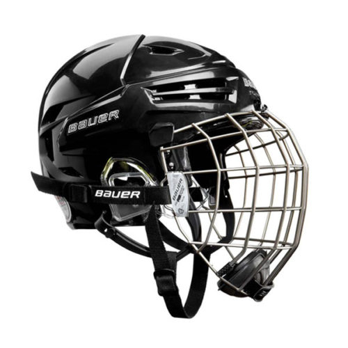 Bauer RE-AKT Hockey Helmet Combo '15