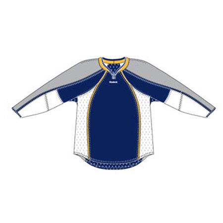 Nashville 25P00 Edge Gamewear Jersey (Uncrested) - Navy- Senior