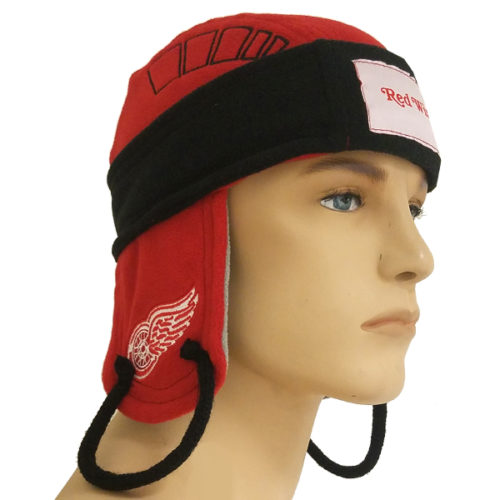 OUTERSTUFF Fleece Hockey Helmet Hat- Yth