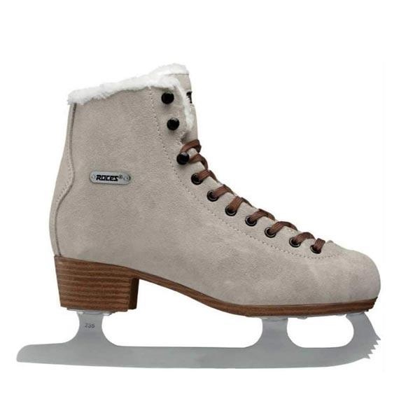ROCES Suede Eco Fur Women's Figure Skate