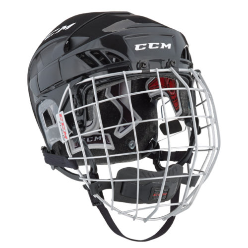CCM Fit Lite 60 Hockey Helmet Combo