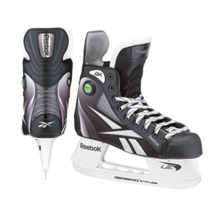 Reebok 4K Pump Hockey Skate- Jr '10