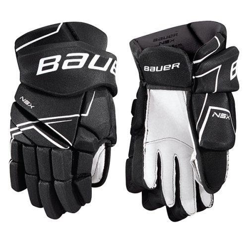 BAUER NSX Hockey Gloves- Sr