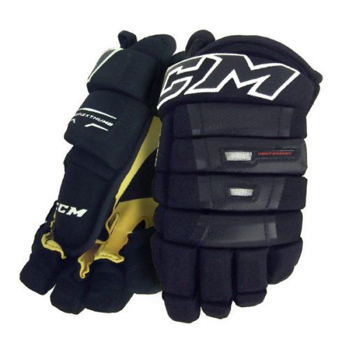 CCM 4R Pro Hockey Gloves- Jr '14