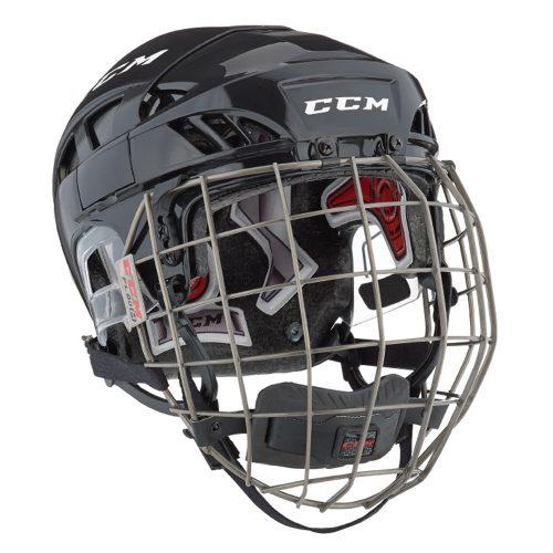 CCM Fit Lite 80 Hockey Helmet Combo