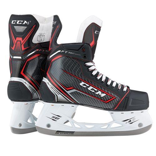 CCM Jetspeed FT360 Hockey Skate- Jr