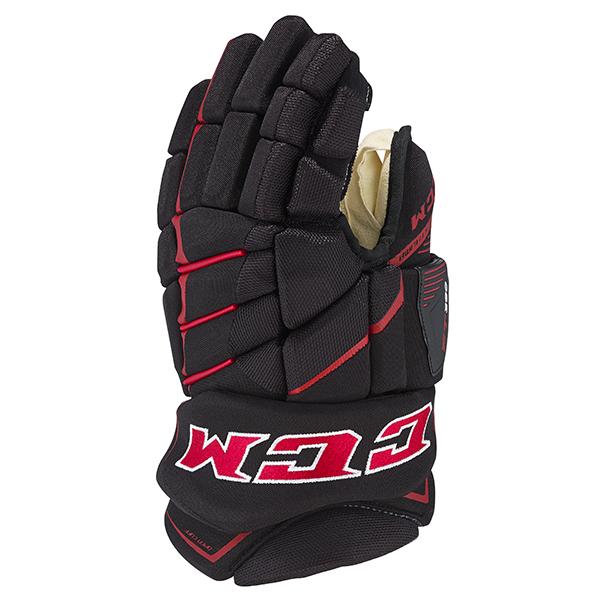 CCM Jetspeed FT390 Hockey Gloves- Jr