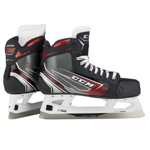 CCM Jetspeed FT460 Goal Skate- Jr