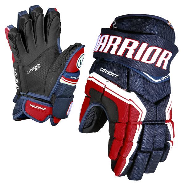 WARRIOR Covert QR Edge Hockey Gloves- Sr