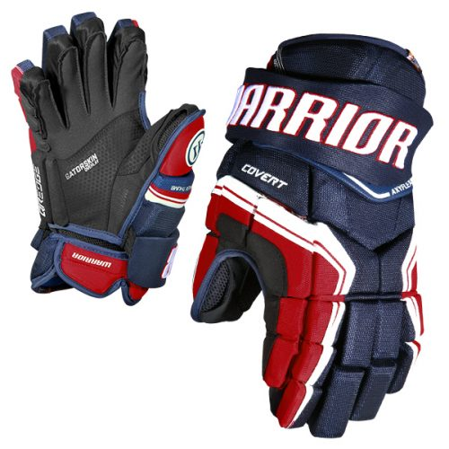 WARRIOR Covert QR Edge Hockey Gloves- Yth