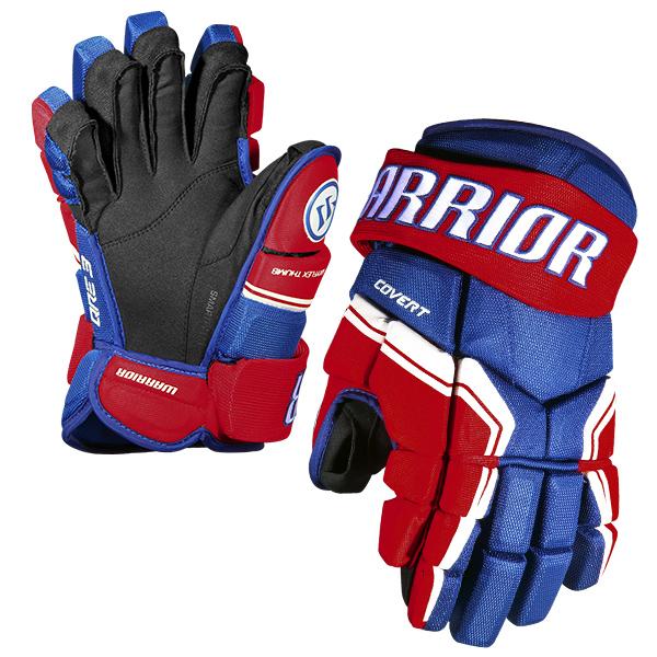 WARRIOR Covert QRE3 Hockey Gloves- Sr