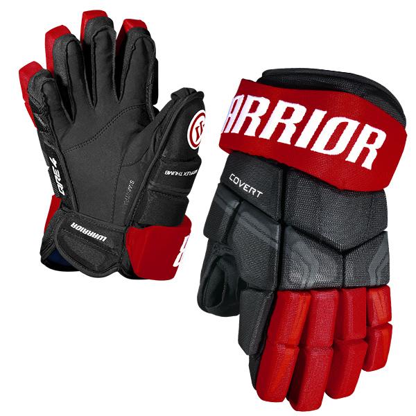 WARRIOR Covert QRE4 Hockey Gloves- Sr