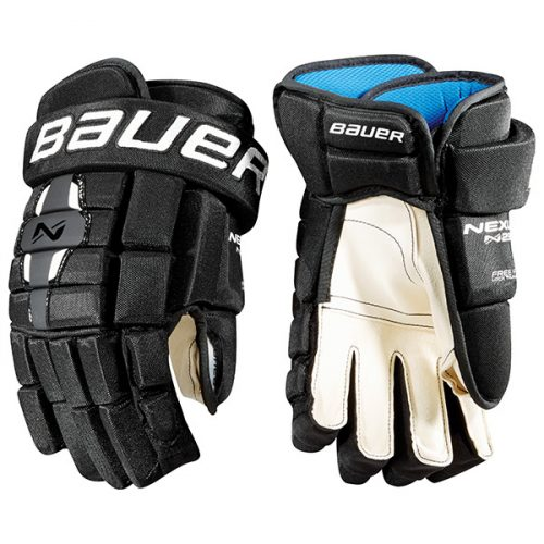 BAUER Nexus N2900 Hockey Gloves- Jr