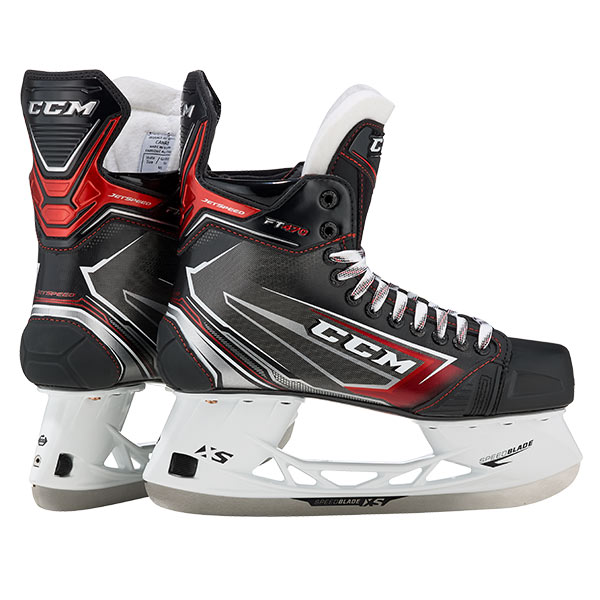 CCM Jetspeed FT470 Hockey Skate- Jr