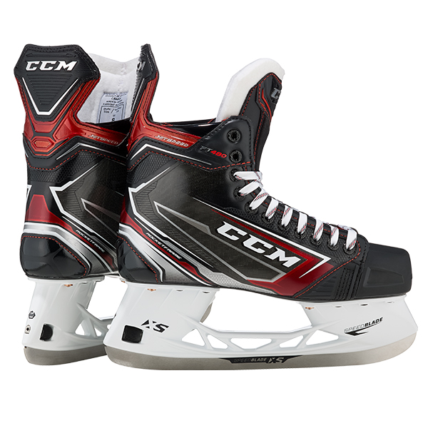 CCM Jetspeed FT480 Hockey Skate- Sr