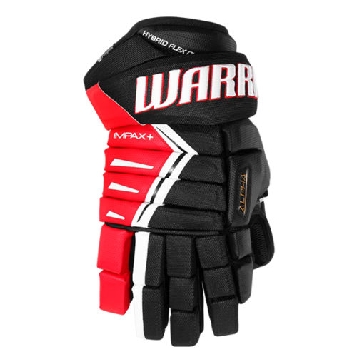 WARRIOR Alpha DX Hockey Gloves- Sr