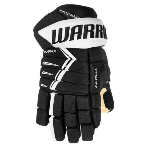 WARRIOR Alpha DX Pro Hockey Gloves- Sr