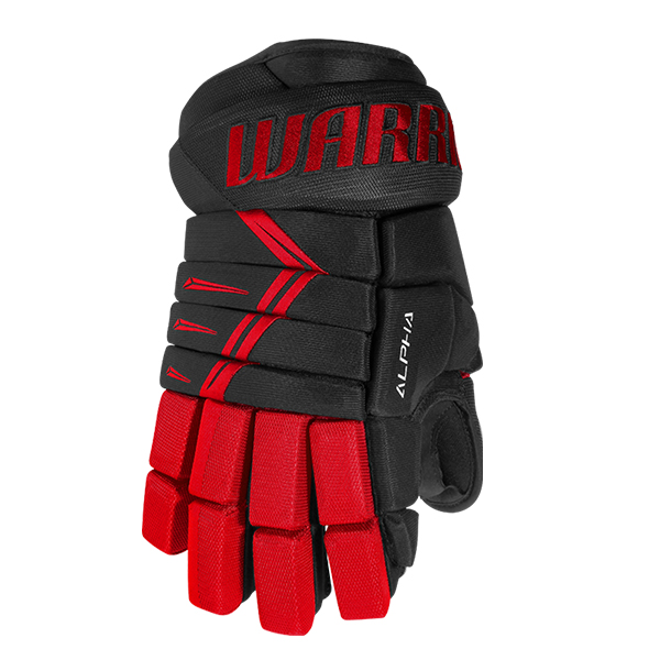 WARRIOR Alpha DX3 Hockey Gloves- Yth