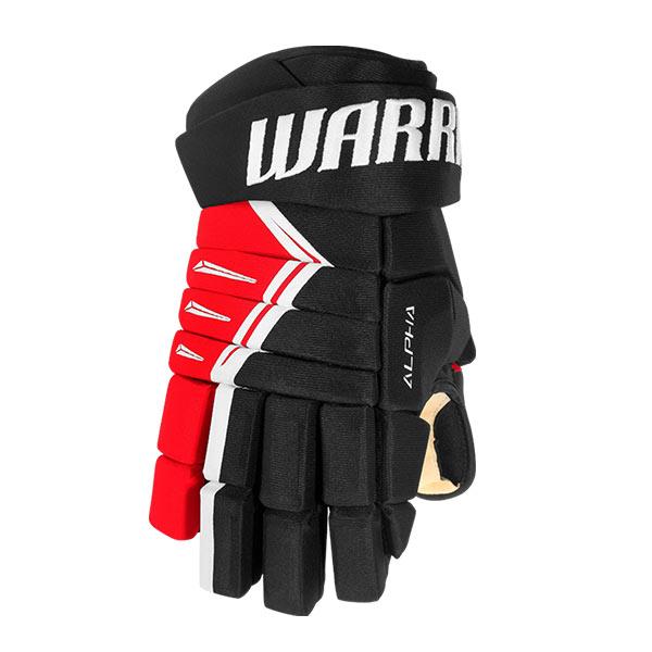 WARRIOR Alpha DX4 Hockey Gloves- Sr