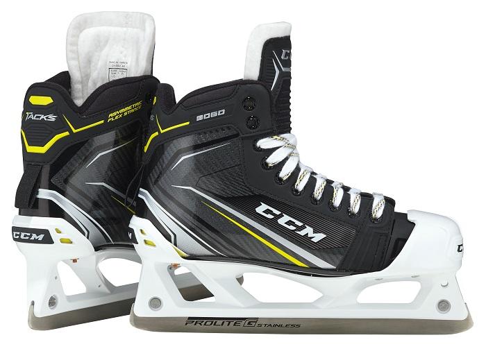 CCM Tacks 9060 Goal Skate- Jr