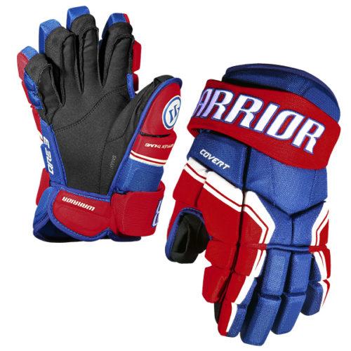 WARRIOR Covert QRE3 Hockey Gloves- Jr