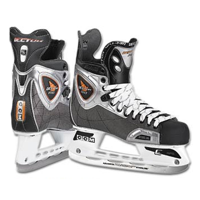 CCM Vector Pro Hockey Skates ('05 Model)- Jr